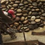 Americo scooping stones