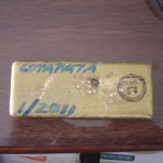Cotapata Gold Bar