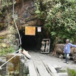 Cotapata mine entrance