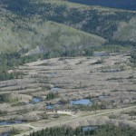Dawson Creek mining destruction