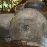 Inca millstone @ Cotapata mine