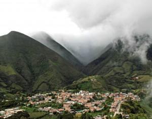 La Llanada hills 2