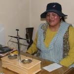 Lidia Achu miner
